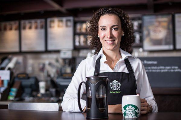 Vivi Fonseca, coffee master da Starbucks Brasil